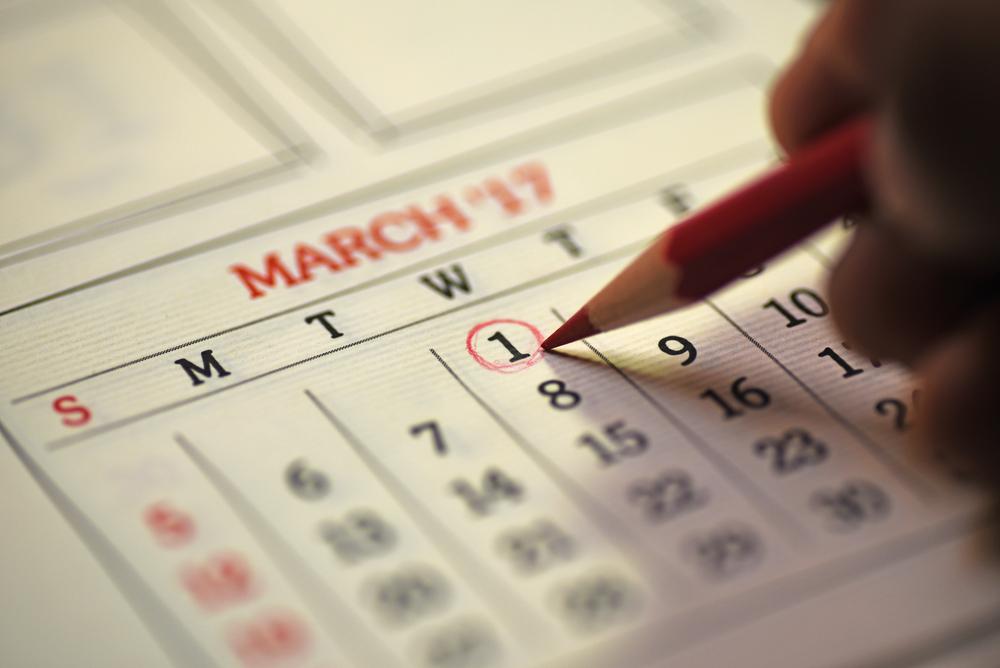 Bạn đã biết cách ghi ngày tháng trong tiếng Anh chưa