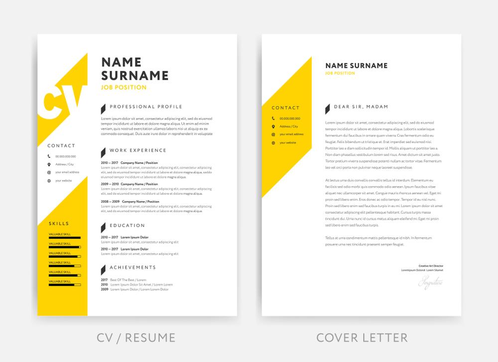 Các mẫu CV tiếng Anh tham khảo