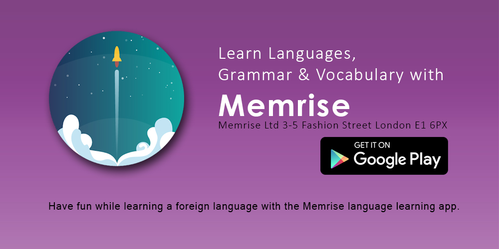 Phần mềm Memrise