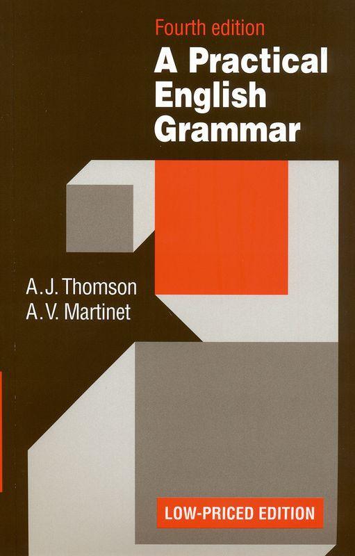 Cuốn sách A Practical English Grammar