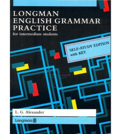 Cuốn sách Longman English Grammar Practice