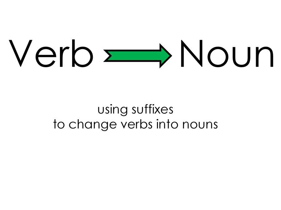 Có nhiều cách để chuyển đổi từ loại Tiếng Anh