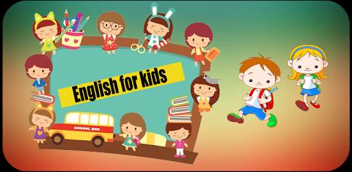 English For Kids là phần mềm học tiếng Anh trên máy tính miễn phí